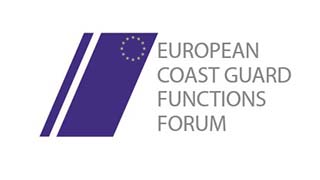 Logo des European Coast Guard Functions Forum [ECGFF]