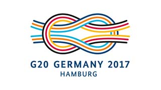 "Logo ""G20 Germany 2017"""