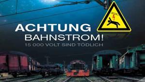 f3dbf8db85 Vorsicht an Bahnanlagen besonders in der Ferienreisezeit