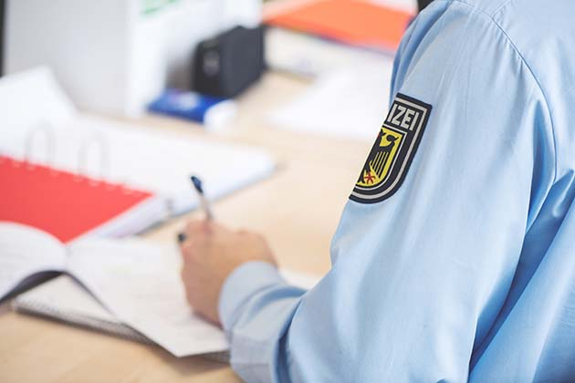 Bundespolizei Bewerbung