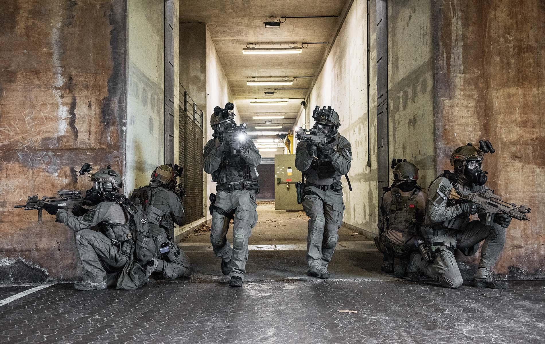 Gsg 9 Der Bundespolizei